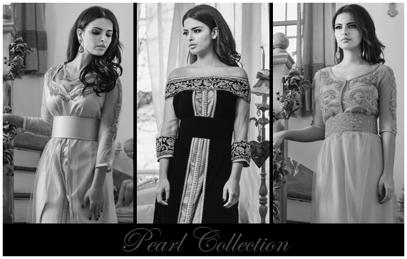 Pearl Collection Caftan d'Un Soir 2014