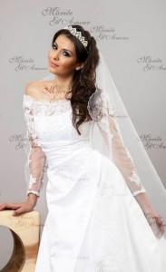 Robe de mariee en location paris